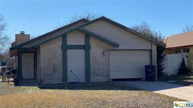 2212 Creekwood Drive, Killeen, TX 76543 (MLS #429557) :: The Real Estate Home Team