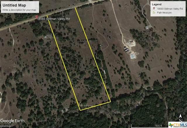 18593 Stillman Valley Road, Florence, TX 76527 (MLS #429562) :: Kopecky Group at RE/MAX Land & Homes