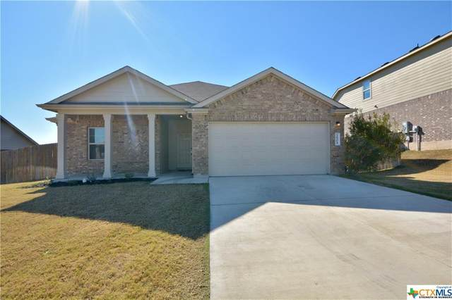 3904 Endicott Drive, Killeen, TX 76549 (MLS #429609) :: The Real Estate Home Team