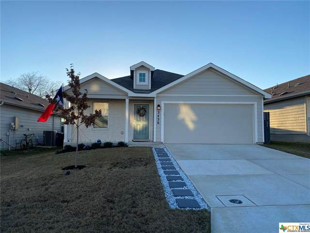 2436 Pechora Pipit, New Braunfels, TX 78130 (MLS #429697) :: The Real Estate Home Team