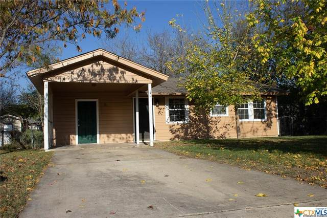 15 Hollywood Drive, Lampasas, TX 76550 (MLS #429701) :: RE/MAX Family