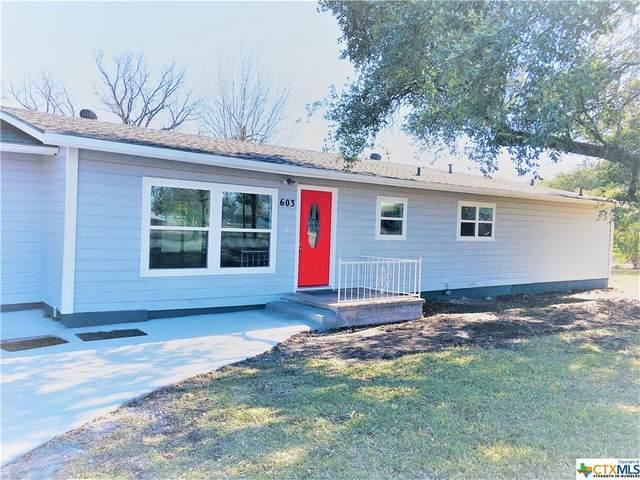 603 Thomas Street, Rogers, TX 76569 (#429815) :: First Texas Brokerage Company