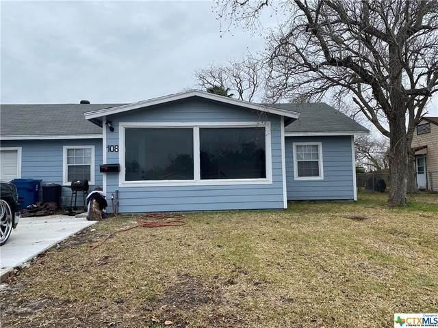 108 Bonham Street, Port Lavaca, TX 77979 (MLS #429824) :: RE/MAX Land & Homes