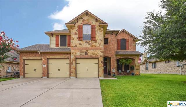 6807 Bayberry Drive, Killeen, TX 76542 (#429864) :: Realty Executives - Town & Country