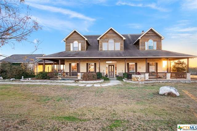 1270 Martindale Falls Road, Martindale, TX 78655 (MLS #429877) :: Kopecky Group at RE/MAX Land & Homes