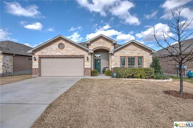 502 Dandridge Drive, Temple, TX 76502 (#429883) :: 12 Points Group