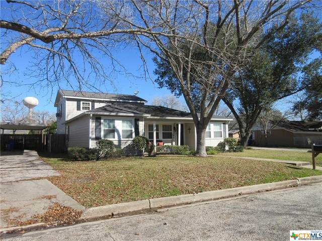 509 Walnut Street, Yoakum, TX 77995 (MLS #429917) :: The Zaplac Group