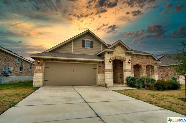 249 Fernwood Drive, Schertz, TX 78108 (MLS #429958) :: Kopecky Group at RE/MAX Land & Homes