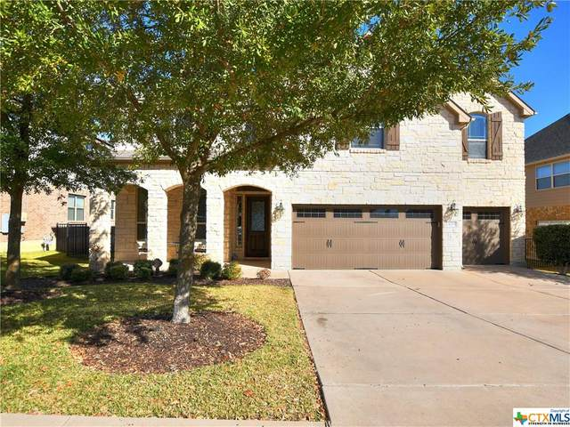 4201 Pebblestone Trail, Round Rock, TX 78665 (MLS #429974) :: The Real Estate Home Team