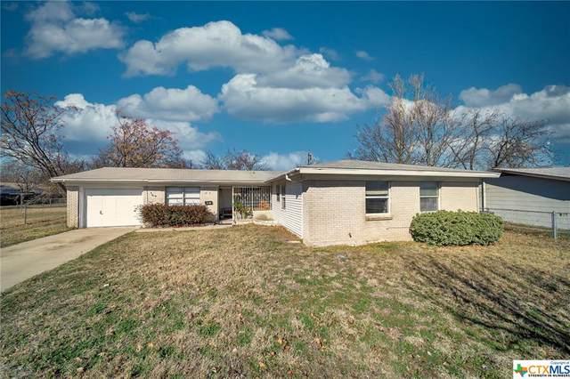 1205 Valentine Street, Killeen, TX 76549 (MLS #430028) :: The Zaplac Group