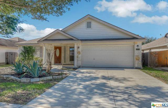 2514 Dove Crossing Drive, New Braunfels, TX 78130 (MLS #430040) :: The Barrientos Group