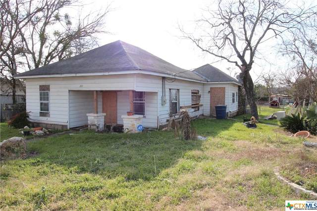 307 N Patterson Avenue, Florence, TX 76527 (#430062) :: 12 Points Group