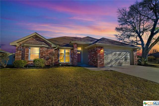 1505 Yaupon Drive, Harker Heights, TX 76548 (MLS #430081) :: Vista Real Estate