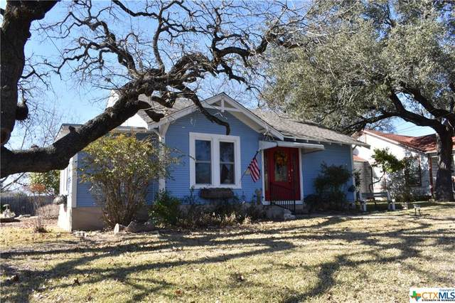 508 S Arnold Street, Lampasas, TX 76550 (MLS #430088) :: The Real Estate Home Team