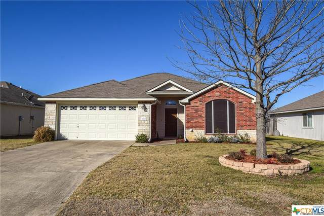 1214 Westbury, Temple, TX 76504 (MLS #430127) :: Vista Real Estate