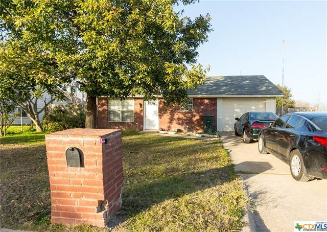 2014 Hope Street, Temple, TX 76501 (MLS #430136) :: The Real Estate Home Team
