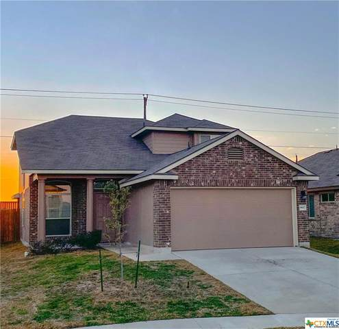9617 Glynhill Court, Killeen, TX 76542 (MLS #430142) :: The Zaplac Group