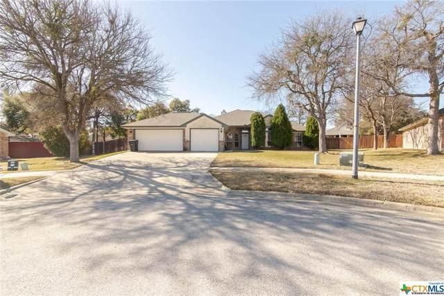 5611 Hunters Ridge Trail, Killeen, TX 76542 (MLS #430145) :: Kopecky Group at RE/MAX Land & Homes