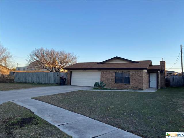 3420 Chisholm Trail, Killeen, TX 76542 (MLS #430150) :: The Zaplac Group