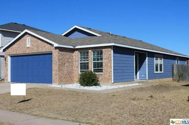 605 Perseus, Killeen, TX 76542 (MLS #430154) :: The Zaplac Group