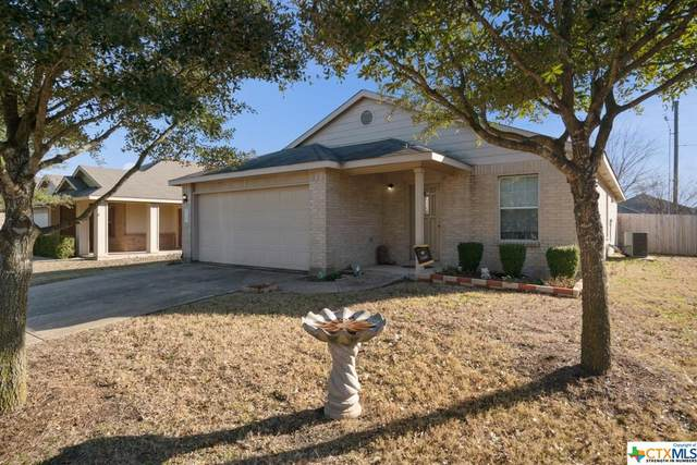 220 Mossy Rock Drive, Hutto, TX 78634 (MLS #430156) :: The Real Estate Home Team