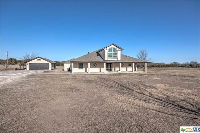 2956 Grimes Crossing Road, Copperas Cove, TX 76522 (MLS #430159) :: The Real Estate Home Team