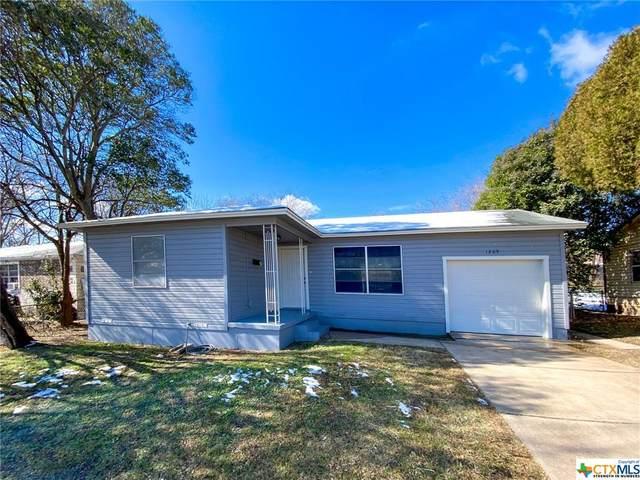 1209 N W S Young Drive, Killeen, TX 76543 (MLS #430192) :: Brautigan Realty