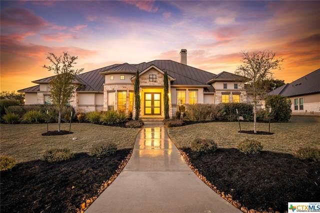 2449 Emu Parade, New Braunfels, TX 78132 (MLS #430199) :: Vista Real Estate