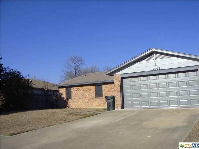 2609 Traverse Drive, Killeen, TX 76543 (MLS #430205) :: Brautigan Realty