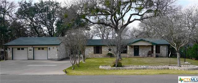 11102 Salado Springs Circle, Salado, TX 76571 (MLS #430218) :: The Myles Group