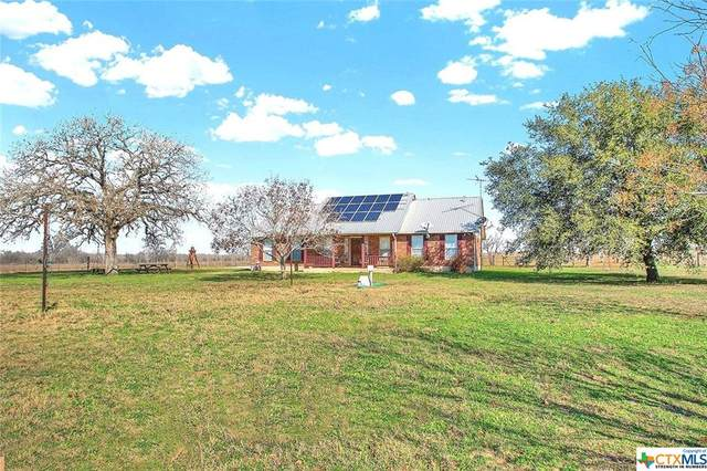 1824 County Road 433, Stockdale, TX 78160 (MLS #430222) :: Brautigan Realty