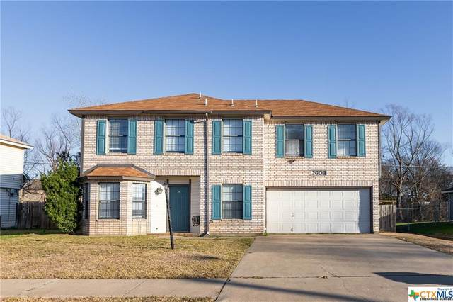 2608 Willow Springs Road, Killeen, TX 76549 (#430224) :: 12 Points Group