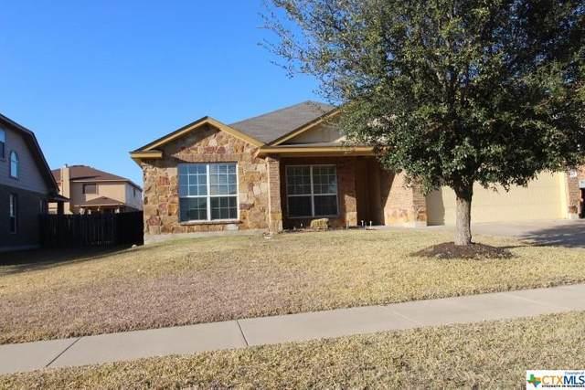 6109 Emilie Lane, Killeen, TX 76542 (MLS #430235) :: Brautigan Realty