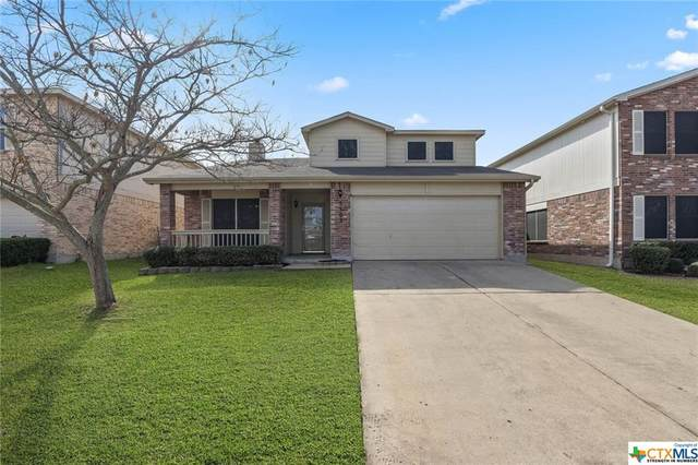 5503 Orts Drive, Killeen, TX 76542 (MLS #430264) :: The Zaplac Group