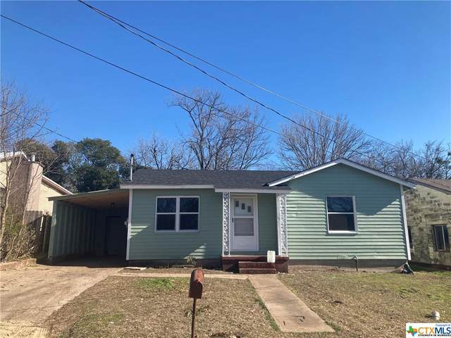 607 N 20th Street, Temple, TX 76501 (MLS #430279) :: Brautigan Realty
