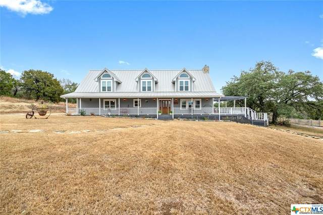 601 Indian Hills Road, Gatesville, TX 76528 (MLS #430295) :: The Real Estate Home Team
