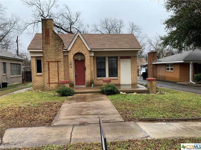 1013 N 3rd Street, Temple, TX 76501 (#430309) :: 12 Points Group