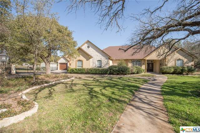 5118 Spring Drive, Killeen, TX 76542 (MLS #430318) :: RE/MAX Family