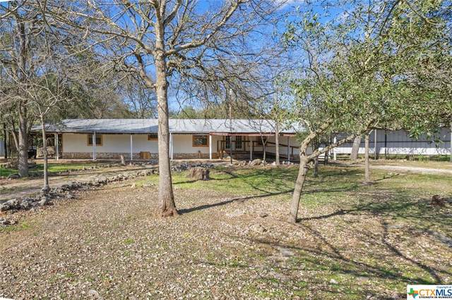 5490 Quail Hollow Drive, Temple, TX 76502 (#430320) :: 12 Points Group