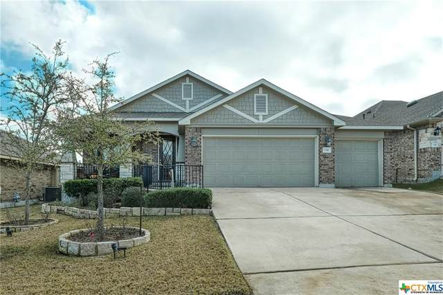 132 Silkstone Street, Hutto, TX 78634 (#430345) :: 12 Points Group