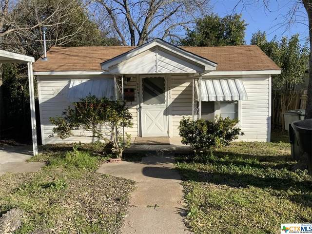 713 S Henderson Street, Temple, TX 76501 (MLS #430405) :: The Myles Group
