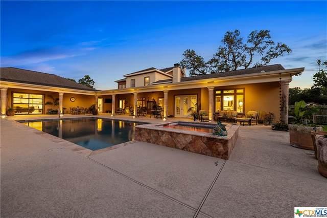 318 E Reuss Boulevard, Cuero, TX 77954 (MLS #430406) :: Kopecky Group at RE/MAX Land & Homes