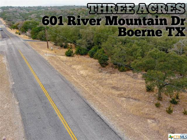 601 River Mountain Drive, Boerne, TX 78006 (MLS #430411) :: The Myles Group