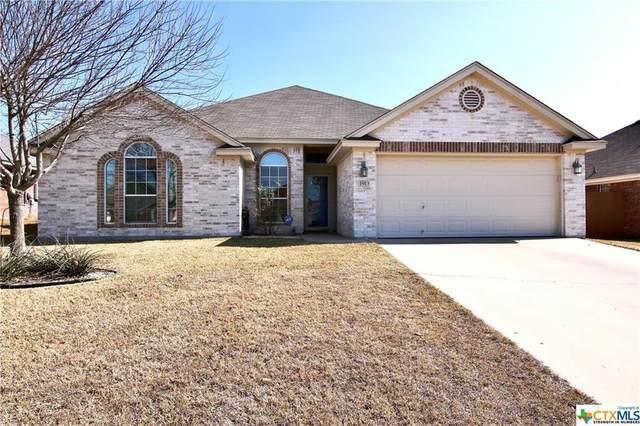 1913 Stonehenge Drive, Harker Heights, TX 76548 (MLS #430429) :: RE/MAX Family