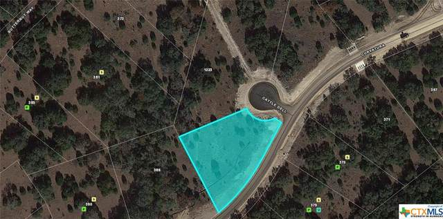 0 Cattle Dell Lot 1711, New Braunfels, TX 78132 (MLS #430430) :: The Barrientos Group