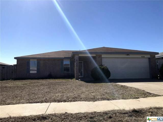 4106 Stallion Drive, Killeen, TX 76549 (MLS #430461) :: RE/MAX Family