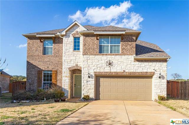 803 Olive Lane, Harker Heights, TX 76548 (#430520) :: 12 Points Group