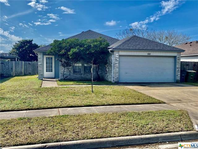 510 Arabian Drive, Victoria, TX 77904 (MLS #430549) :: Kopecky Group at RE/MAX Land & Homes
