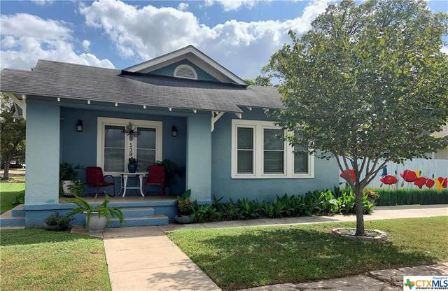 509 N Gonzales, Cuero, TX 77954 (MLS #430568) :: Kopecky Group at RE/MAX Land & Homes
