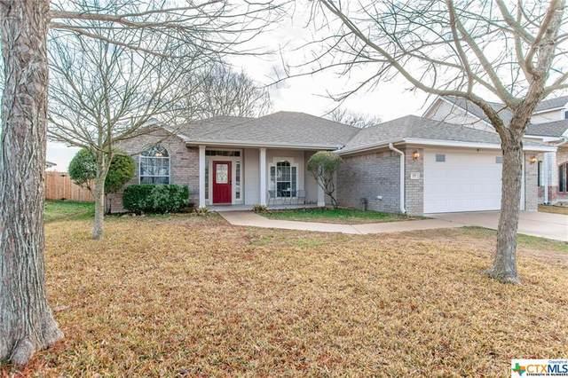 309 Sundance Drive, Temple, TX 76502 (MLS #430591) :: Berkshire Hathaway HomeServices Don Johnson, REALTORS®